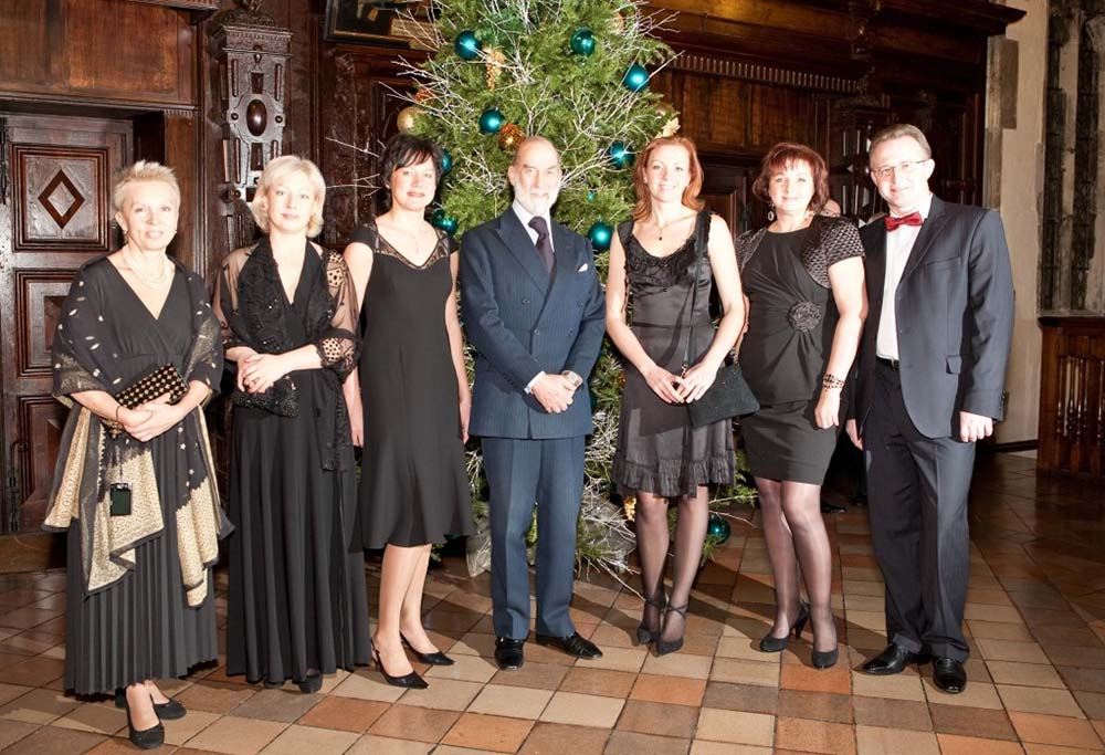 Международная конференция ИСФМ в Лондоне, награждение «Luca Awards»